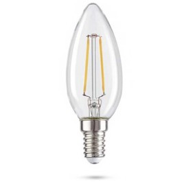 LED Chandelier Candle Bulb 2w