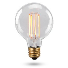 Decorative 4w LED Filament Edison Bulb G125