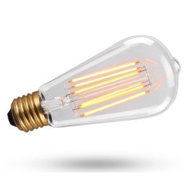 Decorative 4w Edison LED Filament Bulb - ST64