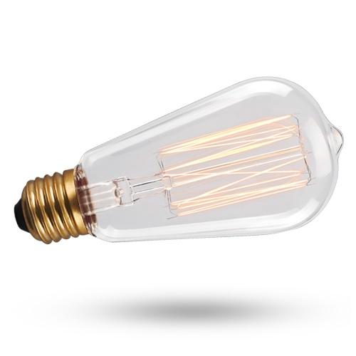 Non-LED Filament-Light-ST64